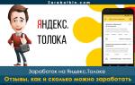 Заработок на Яндекс Толоке в Интернете в 2021 г. – инструкция + отзывы, сколько можно заработать