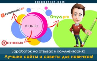 Как заработать на отзывах и комментариях в Интернете – обзор популярных сайтов и советы по увеличению дохода